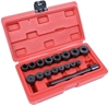 JMV 17pc Universal Clutch Aligning Kit in Blow Mould Case. Buyers Note - Di