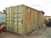 Mostly Unreserved  Industrial Yard Relocation Sale
