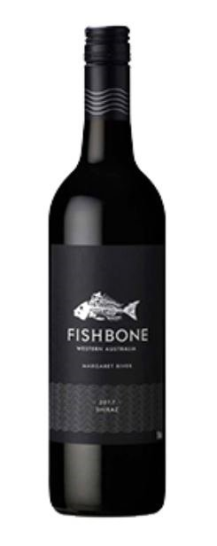 Fishbone Black Label Shiraz 2017 (6 x 750mL) Margaret River, WA