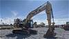 2014 Caterpillar 329DL Hydraulic Excavator (EX30012)