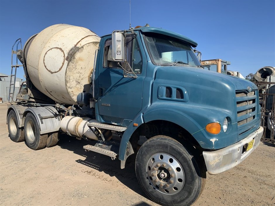 1999 Sterling Concrete Agitator Truck