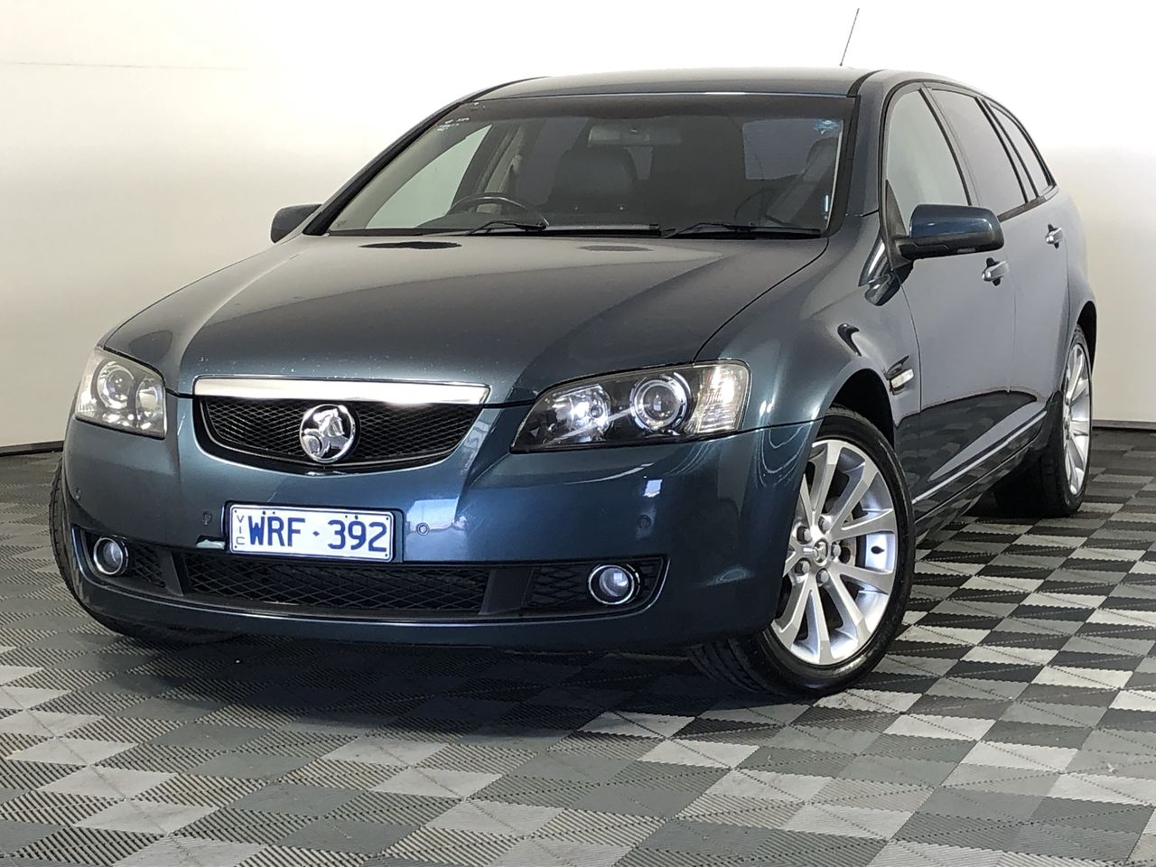 2008 Holden Sportwagon CALAIS V-SERIES VE Automatic Wagon