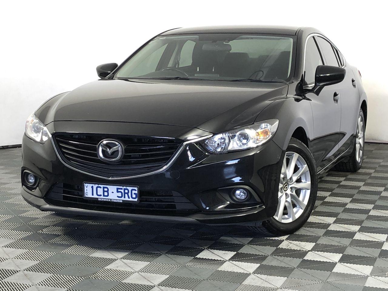 2015 Mazda 6 Sport GJ Automatic Sedan