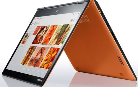 Lenovo Yoga 900-13ISK 13.3-inch Notebook, Orange