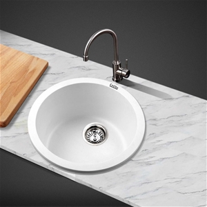Cefito Kitchen Sink Granite Stone Laundr