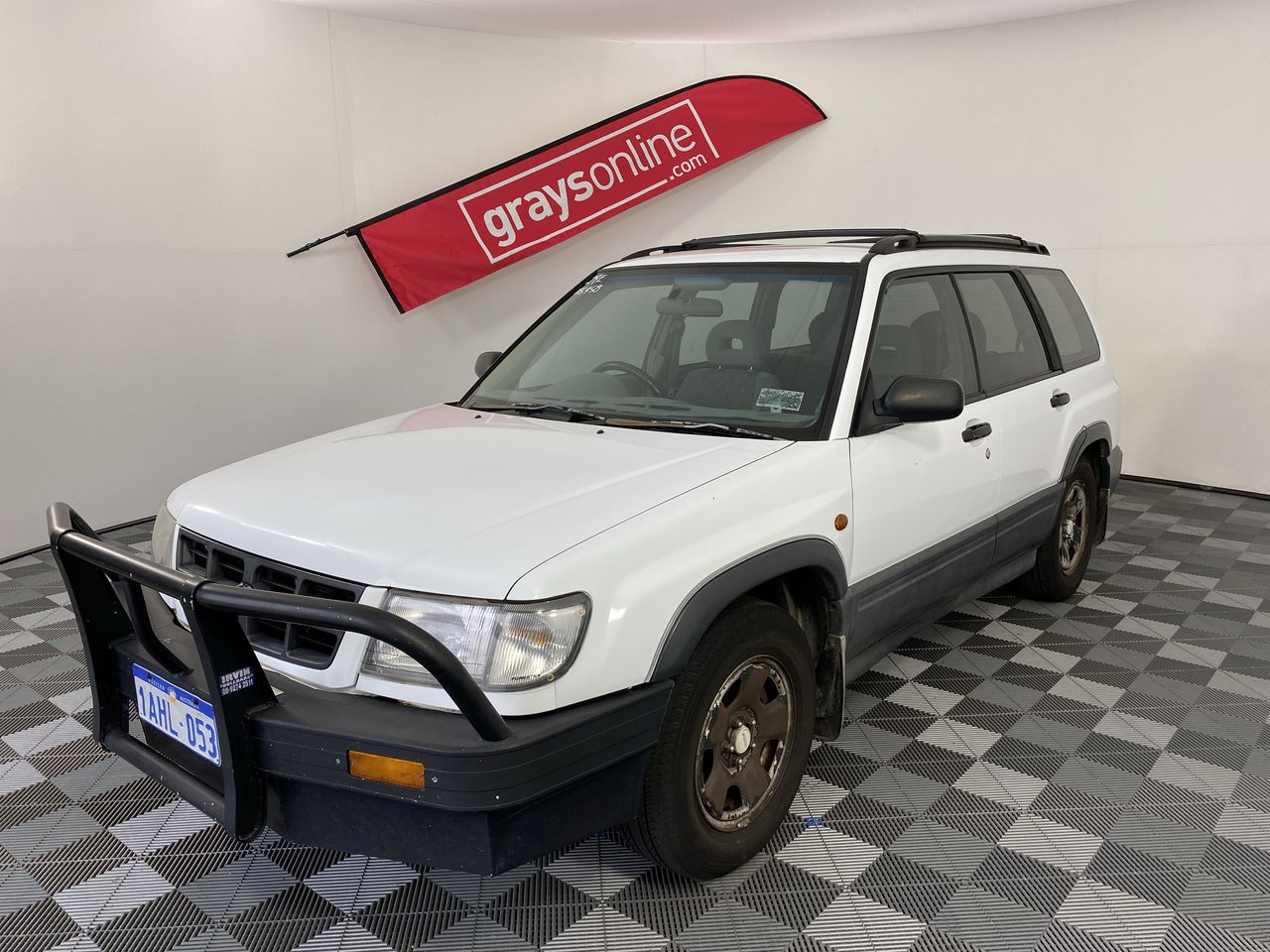 1998 Subaru Forester RX Limited Manual Wagon