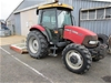 Case JX80 Tractor and Slasher