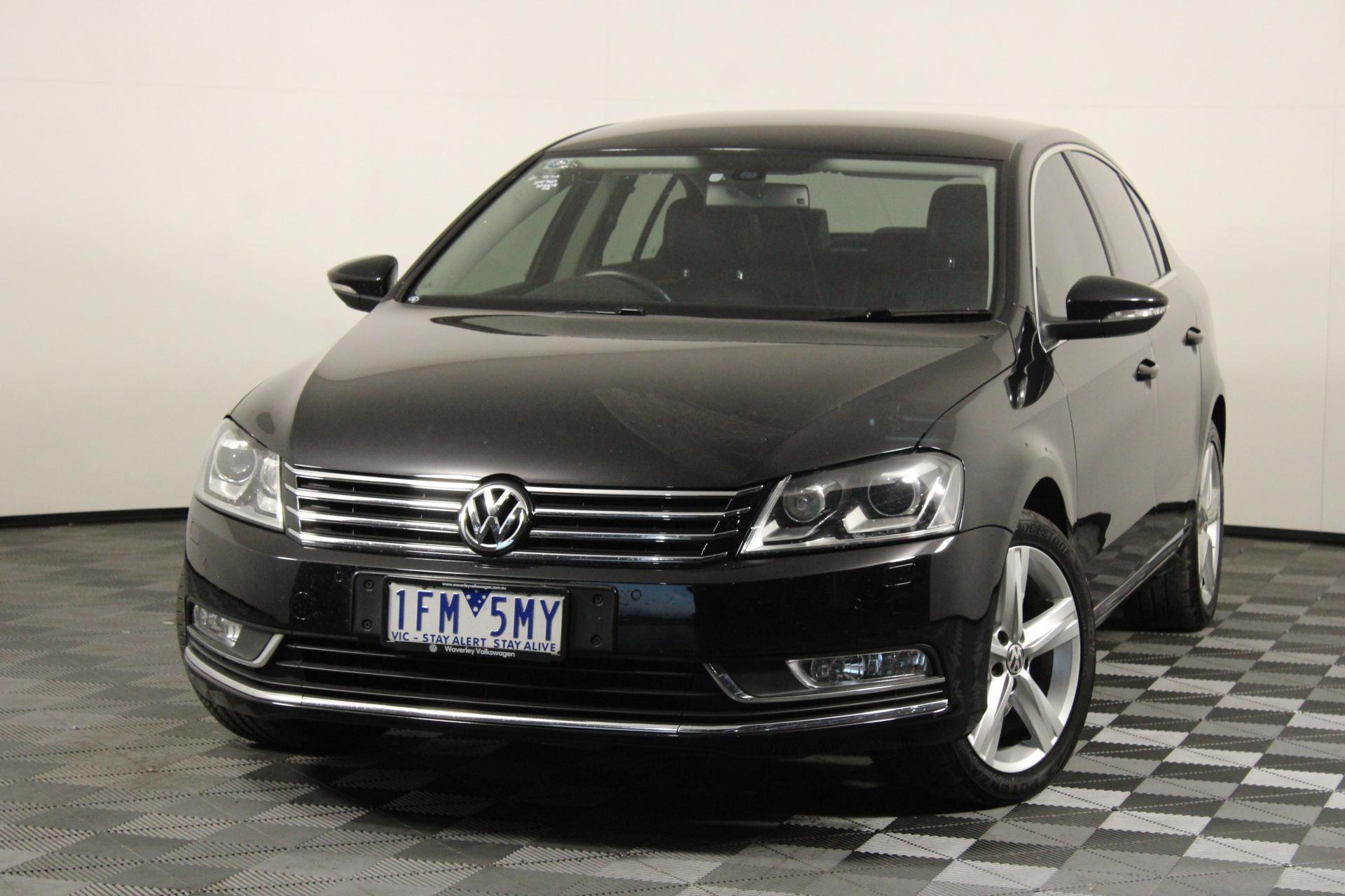 2015 Volkswagen Passat 118 TSI 3C Automatic Sedan