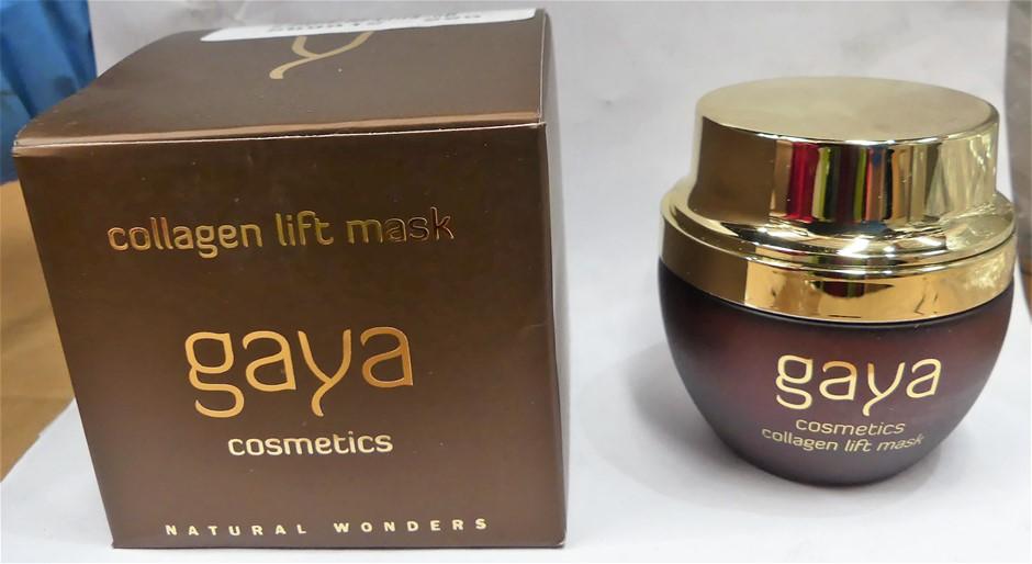 Qty 1 x Gaya Cosmetics Natural Wonders 50 g Collagen Lift Mask