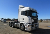 Unreserved Scania & Kenworth Prime Mover Truck Sale