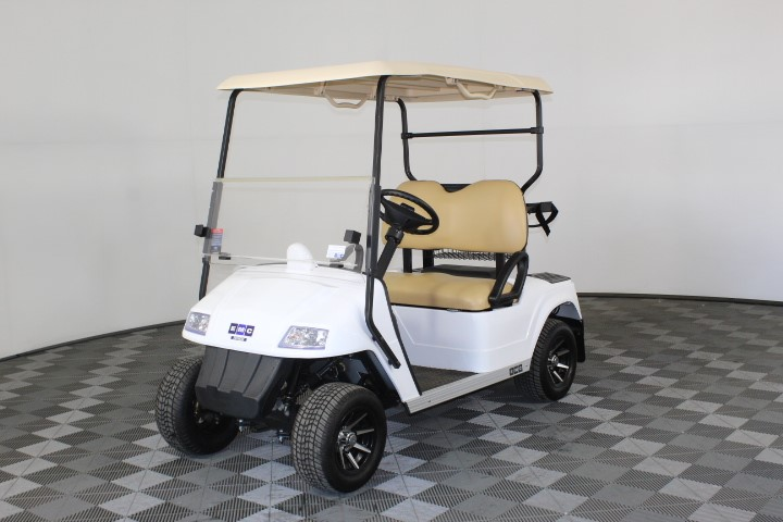 Express Utility Vehicle Golf Cart RWD Automatic