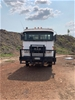 Man 8 x 4 Cab Chassis Truck