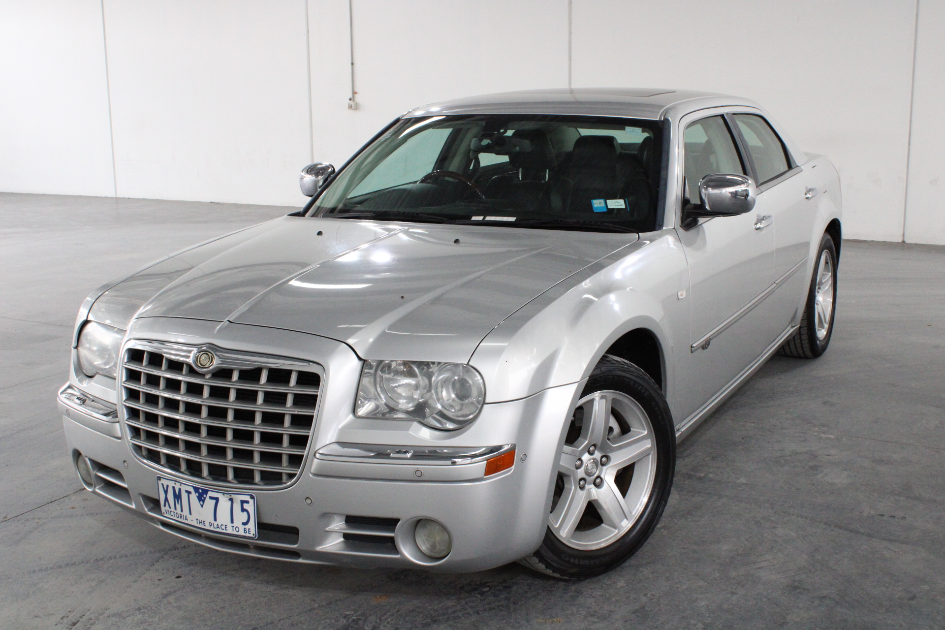 2009 Chrysler 300C 5.7 Hemi V8 LE Automatic Sedan