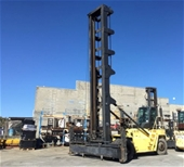 Unreserved Hyster Container Handler / Forklift - Toowoomba