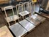 Qty 6x Lift Trolleys