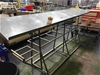 Stainless Steel Elevated Work Bench