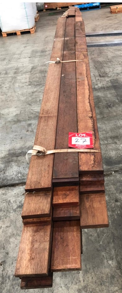 90x 19 Merbau Decking. Total 80lm