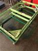 Qty 3x Floor Trolleys