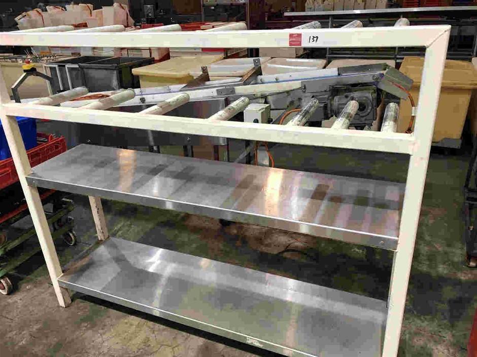 Stainless Steel Drying Rack / Bench