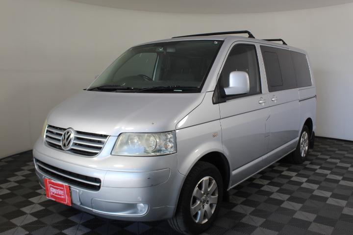 2008 Volkswagen Caravelle SWB T5 T/Diesel Automatic 8 Seats