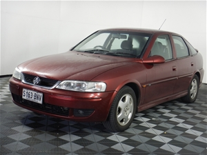 2001 Holden Vectra CD JSII Automatic Hat