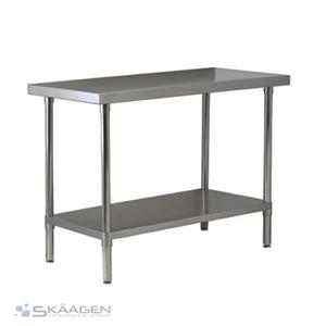 Unused 1524mm x 760mm Stainless Steel Be