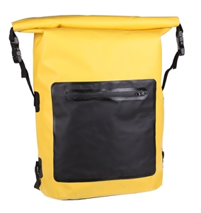 Waterproof Backpack Dry Bag 20Ltr, Yello