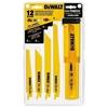 DeWALT 12pc Set Bi-Metal Reciprocating Saw Blades and Tough Case. Buyers No