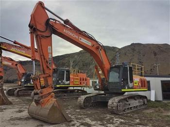2011 Hitachi ZX330LC-3 Excavator