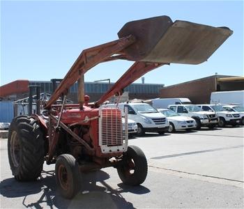 McCormick International FW 70 2WD Tractor