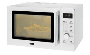 Ilve 28l Stainless Steel Microwave Wd90