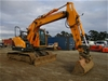 2013 Hyundai 145CR-9S Robex Hydraulic Excavator