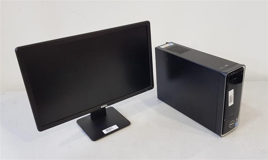 Dell Inspiron 4637 SFF Desktop Pc With 21.5-Inch Dell Monitor