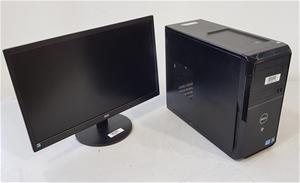 Dell Vostro 260 Mini Tower Desktop Pc Wi