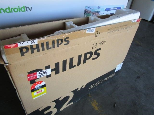 PHILIPS 32INCH LED HD TV 32PHT4002