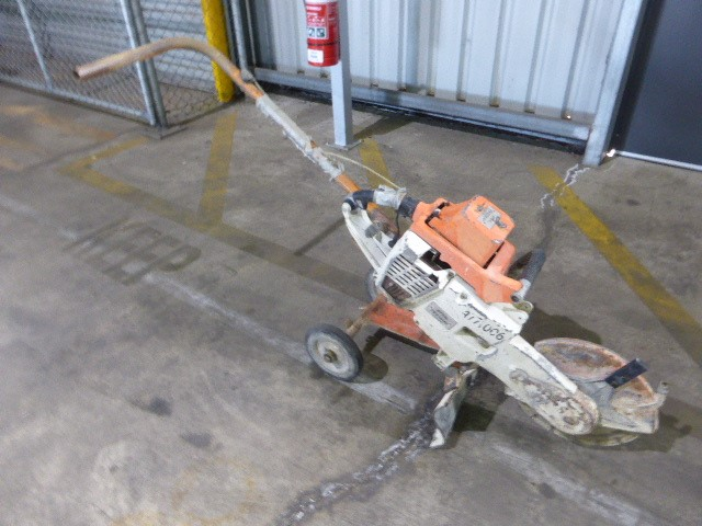 Stihl TS510AV Concrete cut off saw (Pooraka, SA)