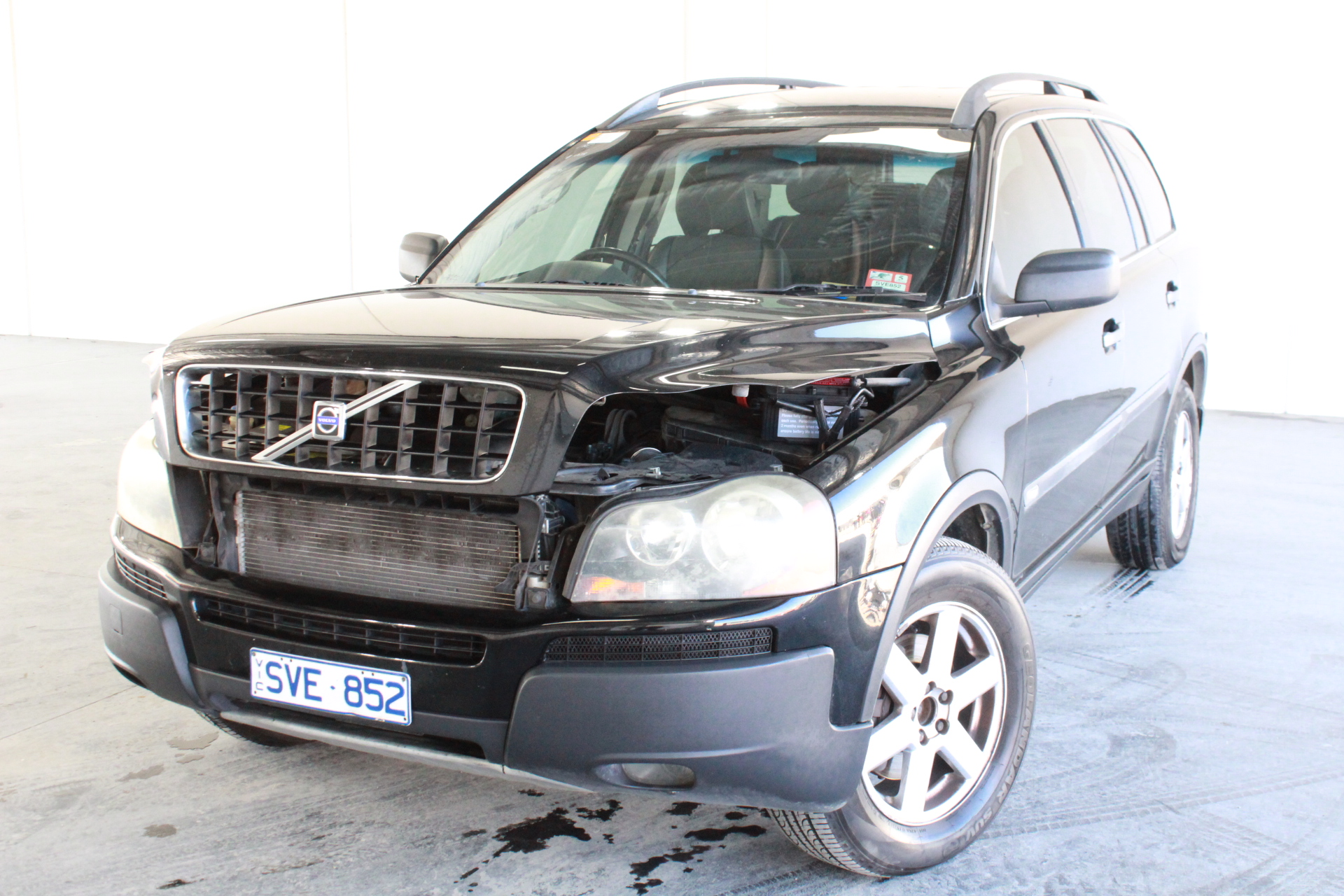 2004 Volvo XC90 2.5T Automatic 7 Seats Wagon