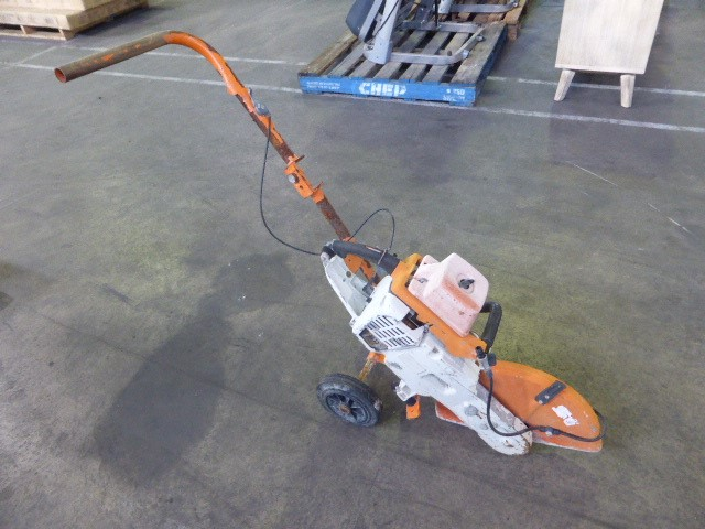 Stihl TS -760 concrete cut off saw (Pooraka, SA)