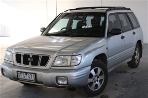 2002 Subaru Forester Limited Automatic W
