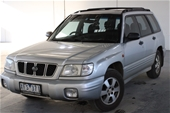 Unreserved 2002 Subaru Forester Limited Automatic Wagon