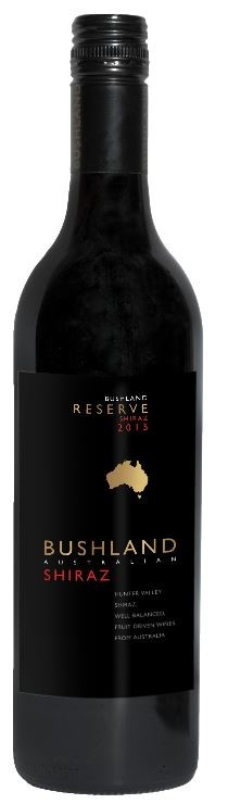 Bushland Shiraz 2015 (12 x 750mL) Hunter Valley, NSW