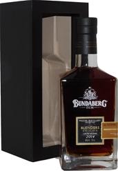 Bundaberg MDC Blenders Edition Ltd Rum 2014 (1x 700mL Bottle No. 03099)