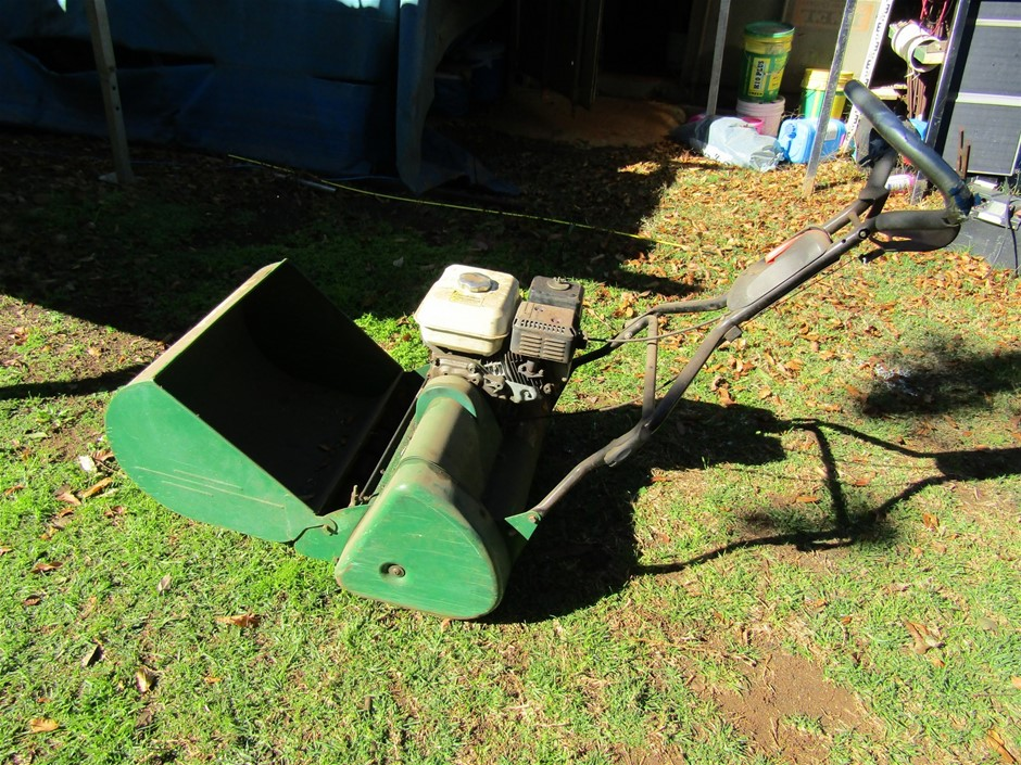 Self Propelled Masport Cylinder Mower