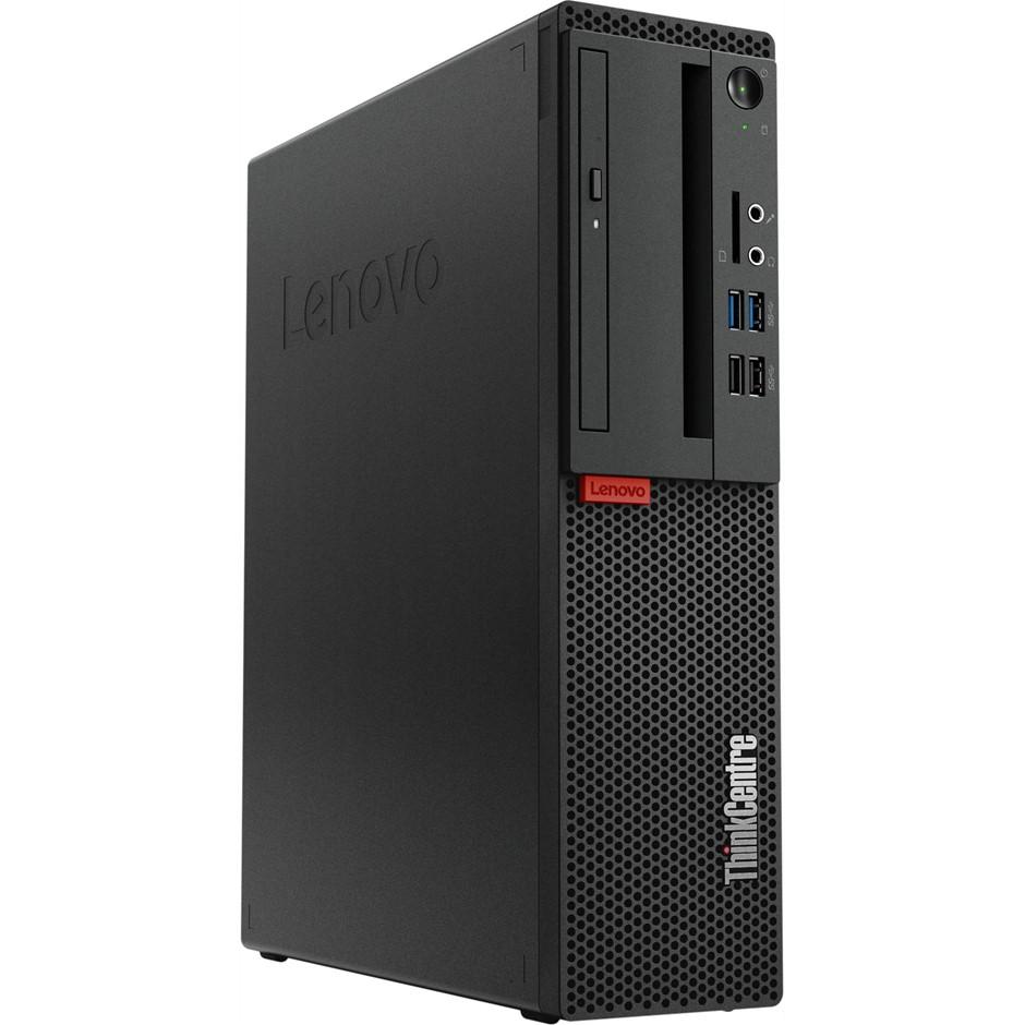 Lenovo ThinkCentre M725s Small Form Factor Desktop PC, Black