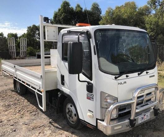 2014 Isuzu NLR200 Truck