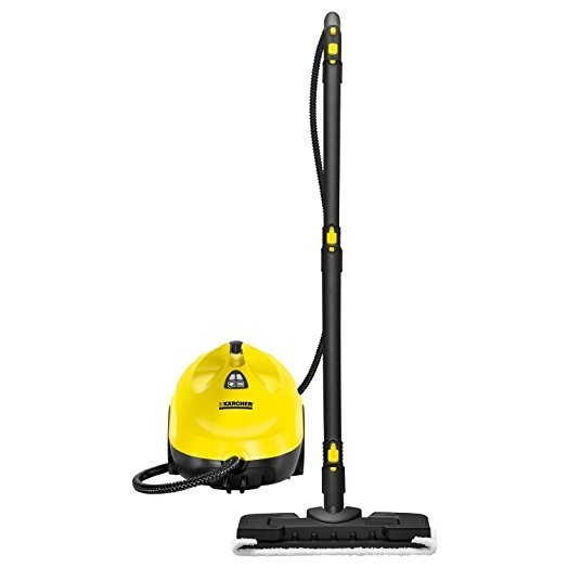 KARCHER SC2 Steamer Cleaner 1500W with Floor Kit. N.B. Has had minor use. (