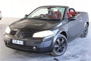 2005 Renault Megane Dynamique Manual Con