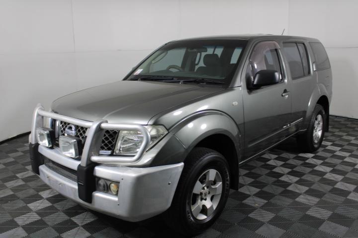 2005 Nissan Pathfinder ST 4WD Automatic 7 Seat Wagon