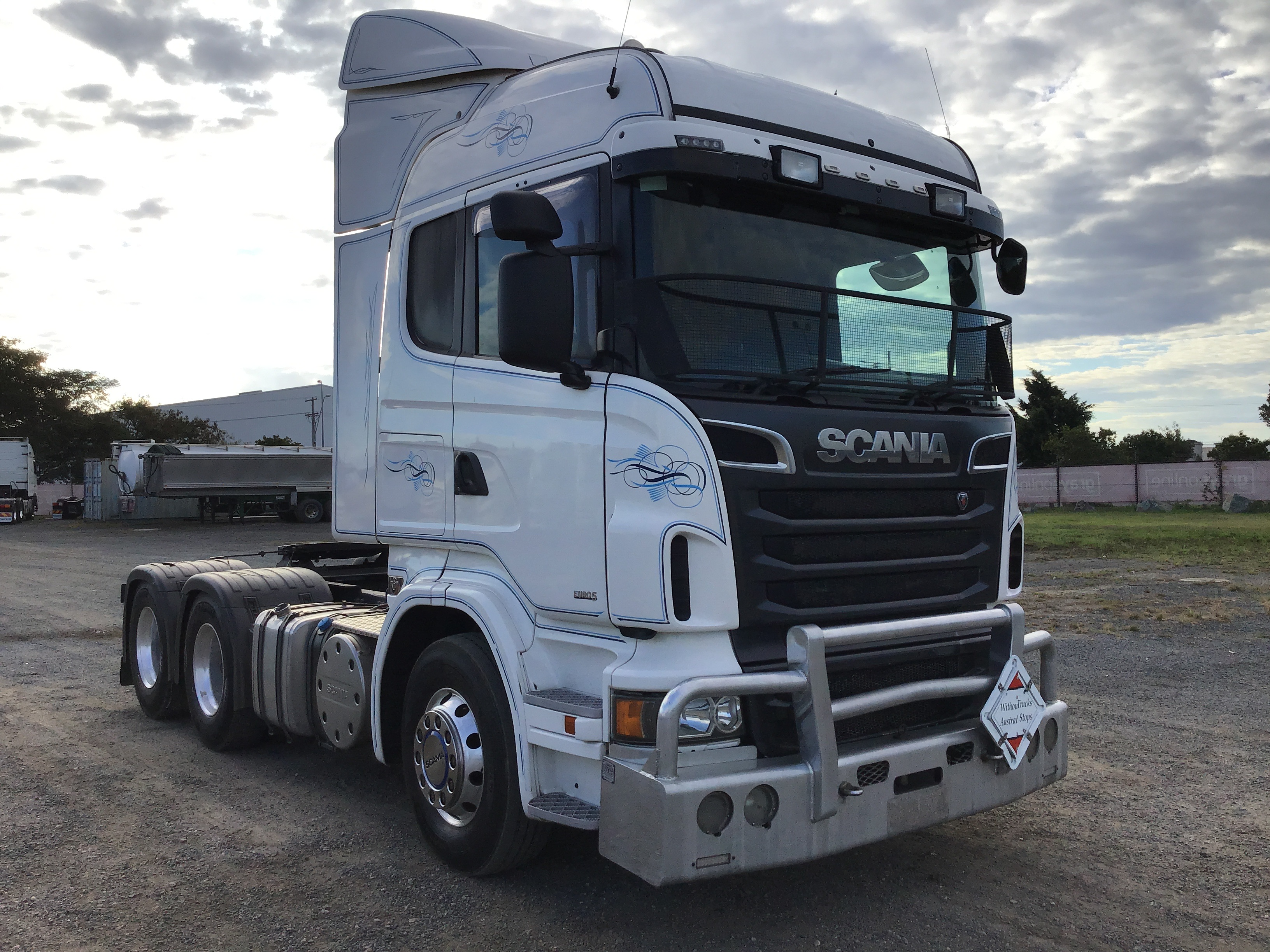 2013 Scania R620 6 x 4 Prime Mover Truck