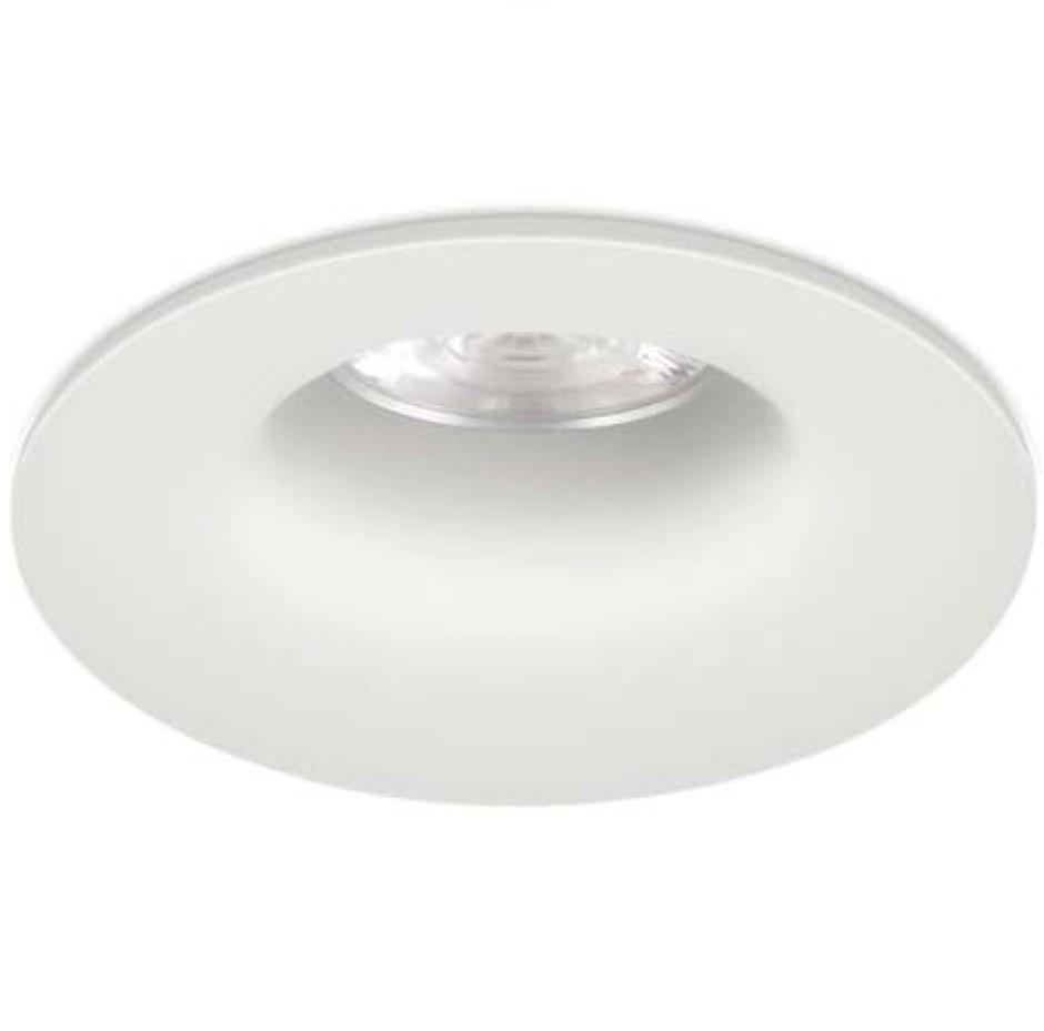 Forma Lighting OVO 65 Fixed Trim LED Spotlight COB Downlight Kit 3000k Warm
